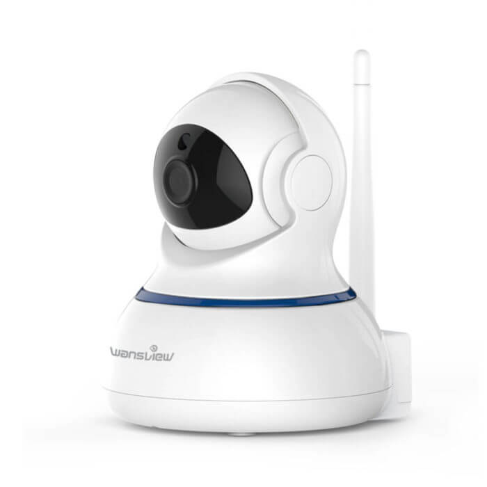 how to connect ip camera to android phone