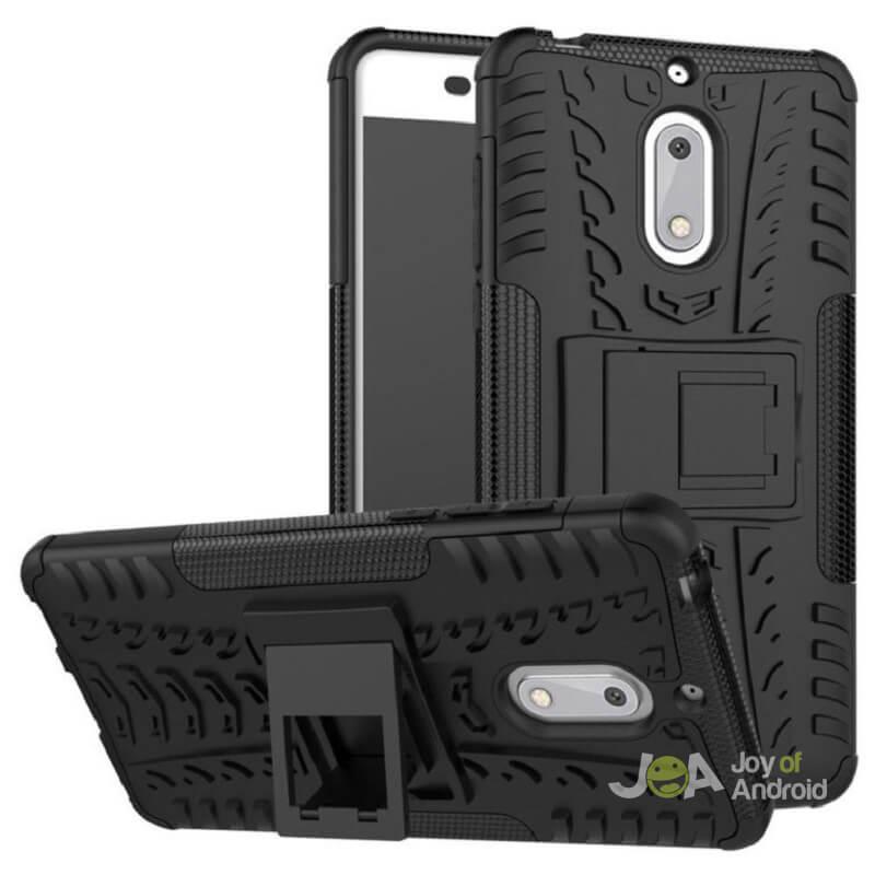 Yiakeng Armored Hard Silicone Case