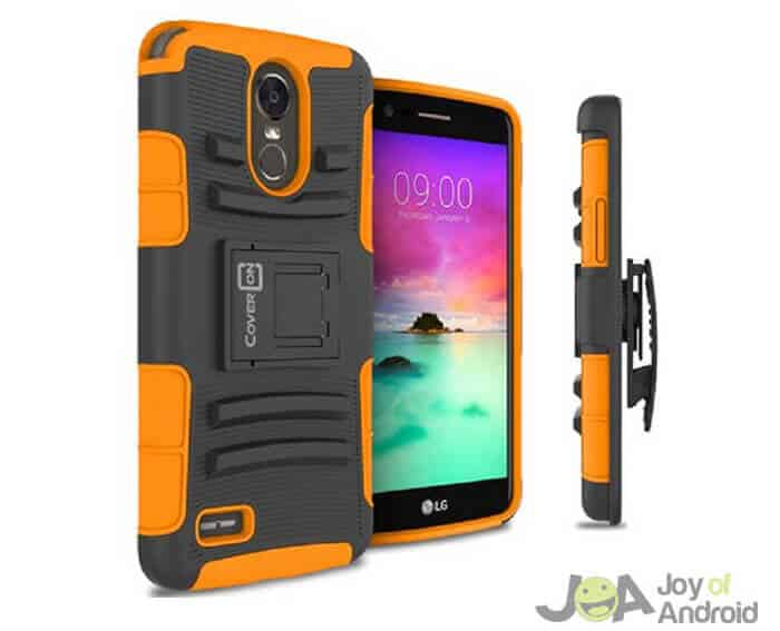 CoverON Explorer Series Cover for the LG Stylo 3