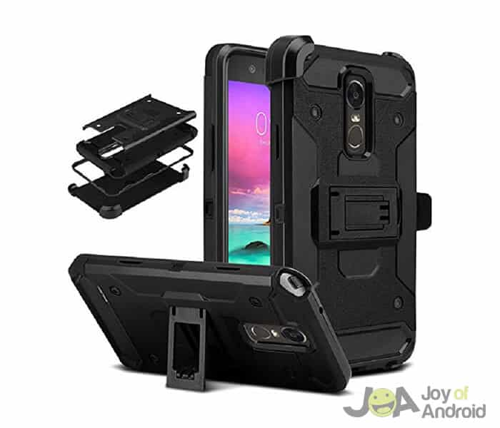 DONWELL 4 in 1 Hybrid Shockproof Protective Case