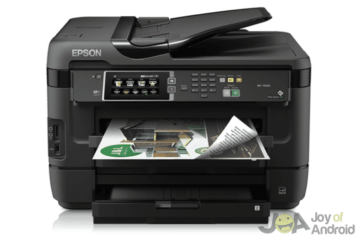 how to connect epson printer to google cloud