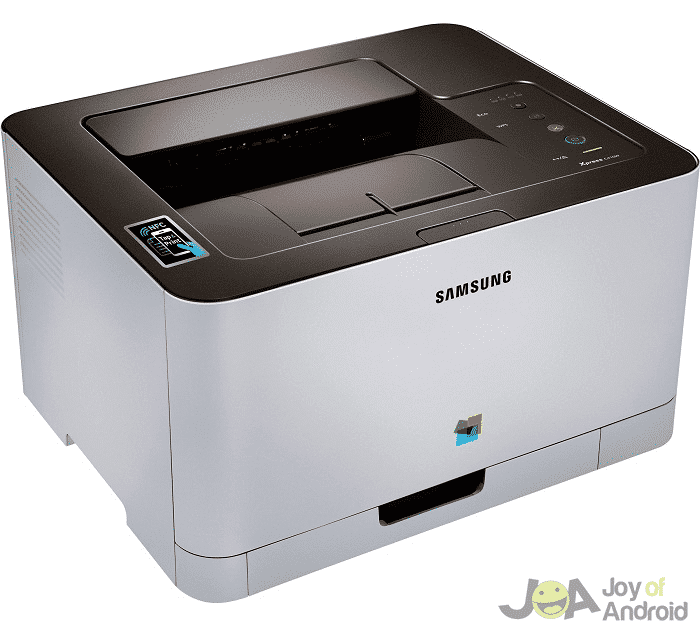 samsung xpress SL C410W\ XAA google cloud printer