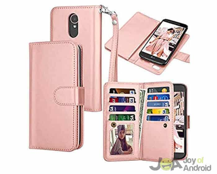 Tekcoo Wallet Case for the LG Stylo 3