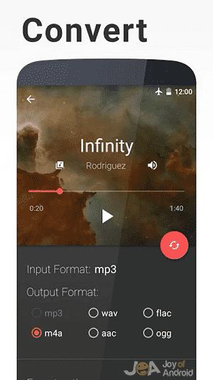 timbre convert app