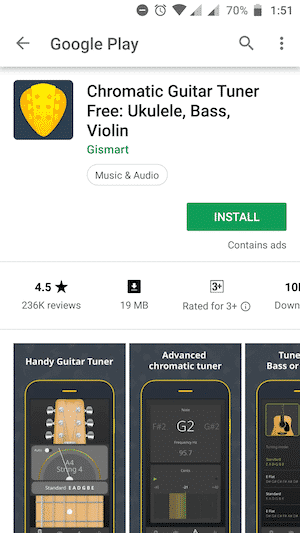 Guitar Tuner Apps For Android Phones : 5 best android guitar tuner apps for android guitarists ~ Vivirlamusica.com Haus und Dekorationen