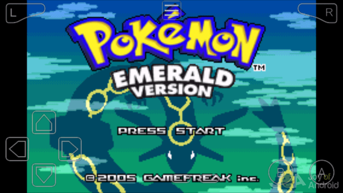 My Boy Emulator Pokemon Emerald