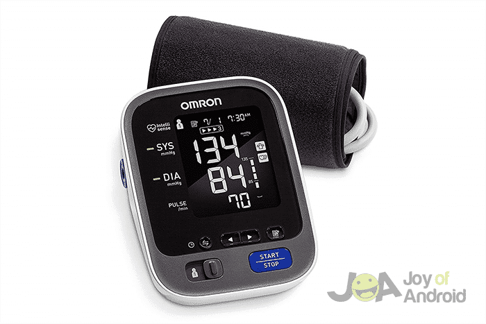 Omron Evolv Bluetooth Wireless Blood Pressure Monitor Review: Keep Blood Pressure in Check With a Sleek Cuff
