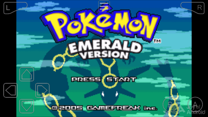 Open My Boy Emulator Pokemon Emerald