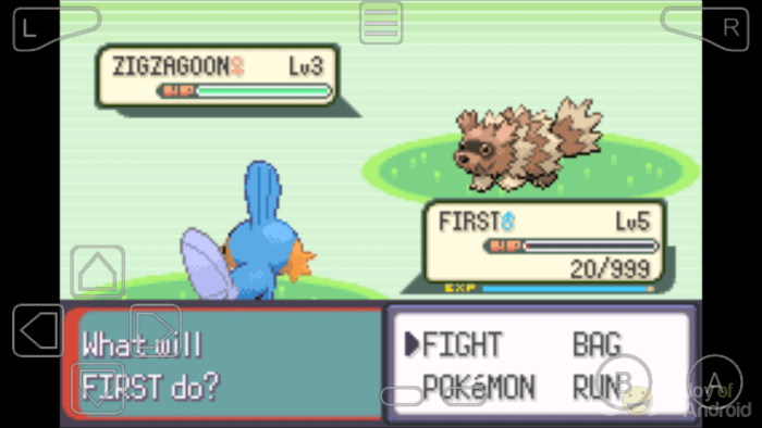 Pokemon Emerald Battle with Cheat Codes