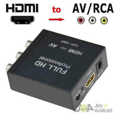 hdmi to composite converter