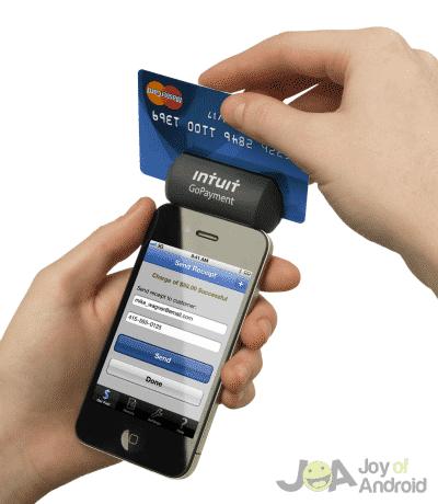 Intuit Mobile Card Reader