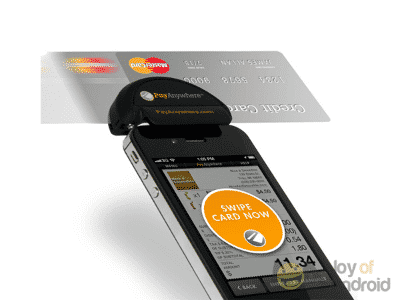 PayAnywhere Credit Card Reader
