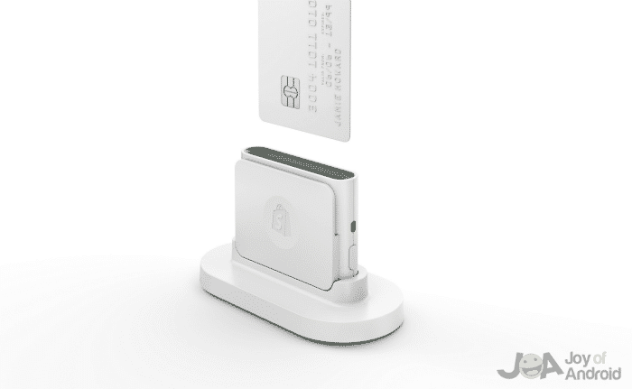 Shopify Credit Card Reader