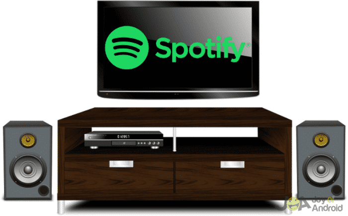 how-to-connect-android-phone-to-tv-spotify-bluetooth