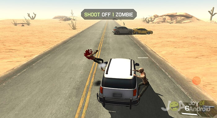 zombie highway mod apk home
