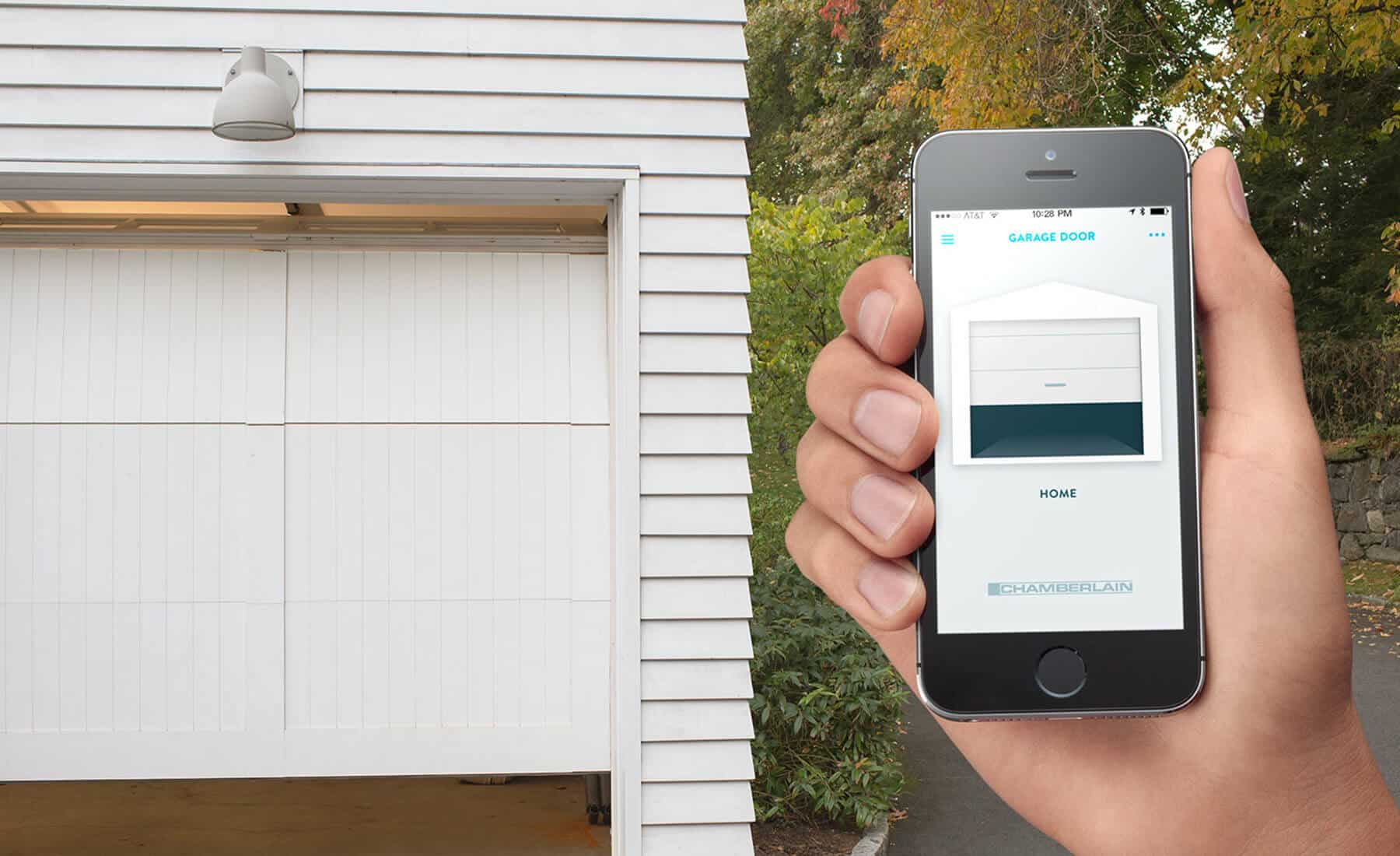 5 Best Smart Garage Door Opener Controllable With Android