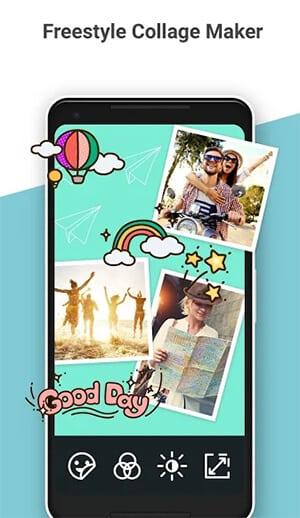 android photoshare photogrid