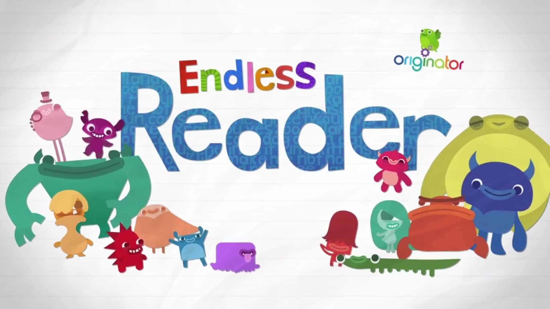 Endless Reader App