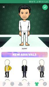 Bitmoji – Your Personal Emoji Bitstrips