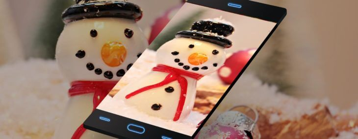 free christmas live wallpaper app for android