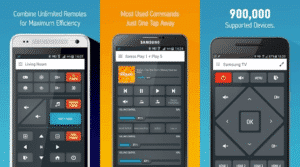 6 Best Universal Remote Apps For Android Samsung Lg Tv Dvd