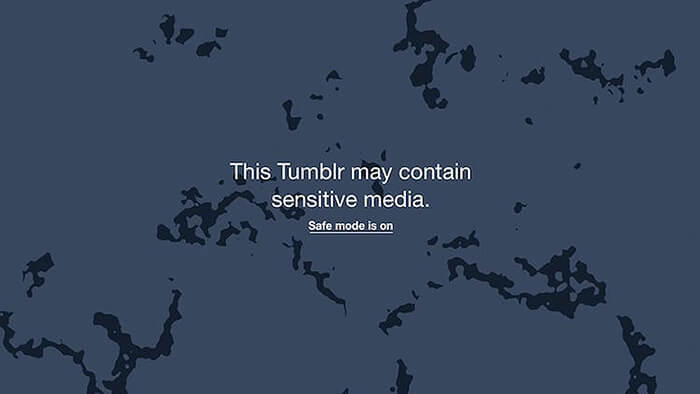 How to Turn Off Safe Mode on Tumblr from Android (2 Methods)