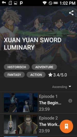 5 Best Anime Streaming Apps For Android Watch Anime For Free