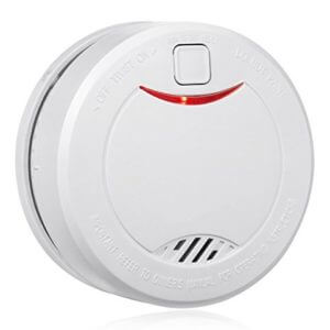 best-smart-smoke-detectors-Alert-Pro-10-Year-Battery-Smoke-Detector-Fire-Alarm-Photoelectric-Sensor