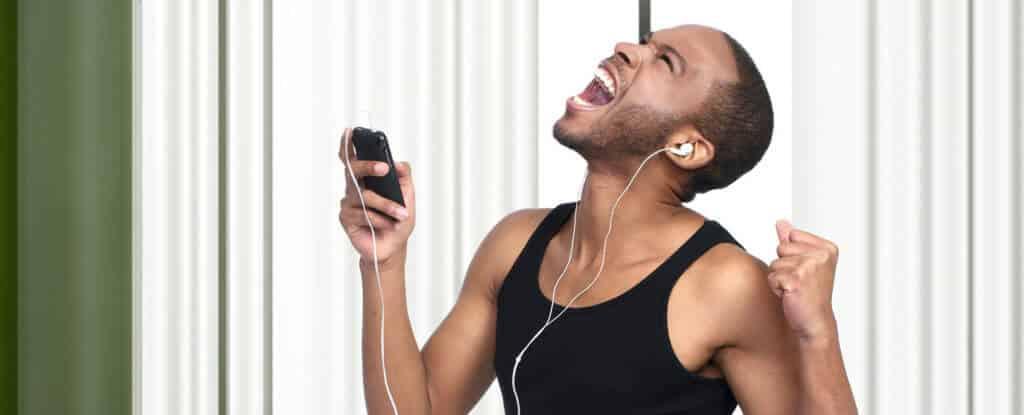 karaoke smartphone image1