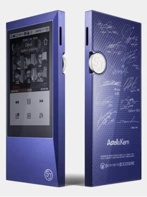Astell and Kern Super Junior Limited Edition hi-res digital music player