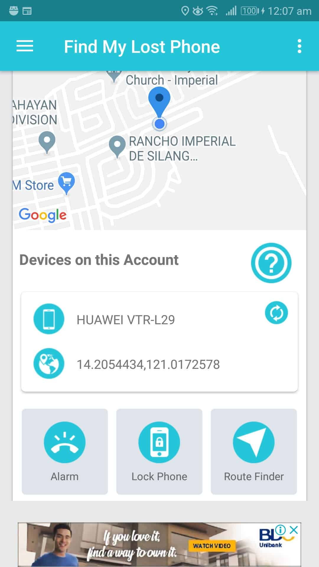 Find My Phone Android: Lost Phone Tracker by Salvilee Technologies