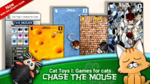 10 Best Android Games For Cats - Entertain Your Kitty!