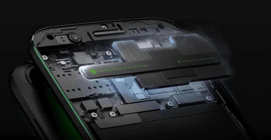 Xiaomi Black Shark Liquid Cooling