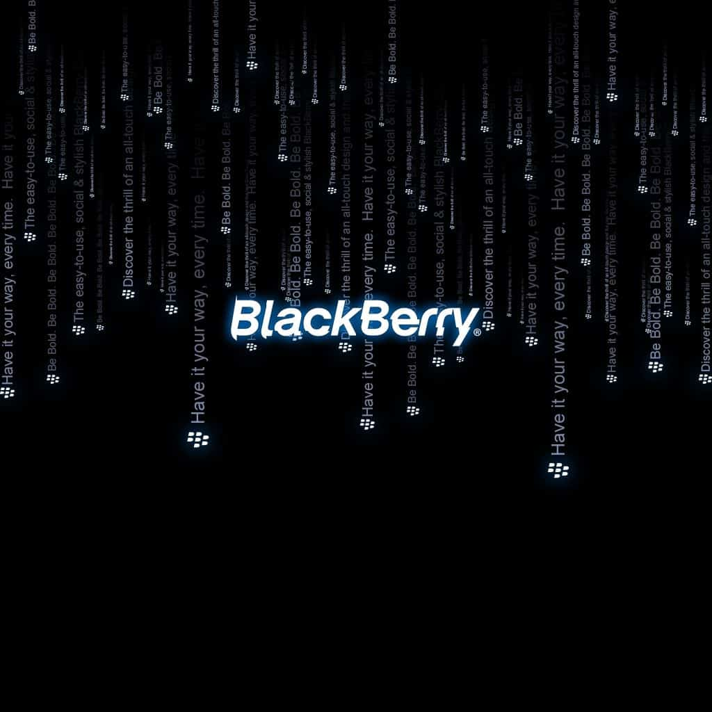 10 Best BlackBerry-Themed Wallpapers To Download