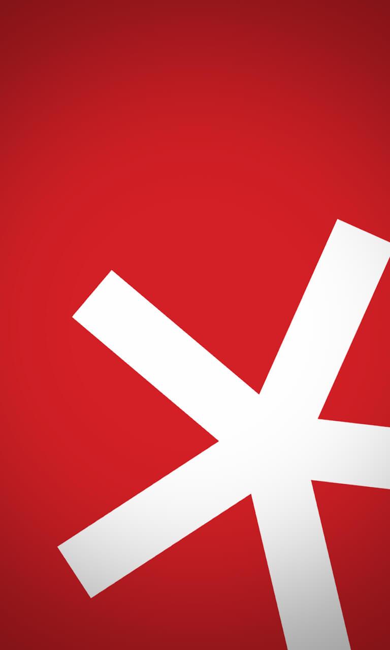 BlackBerry Sparc Red