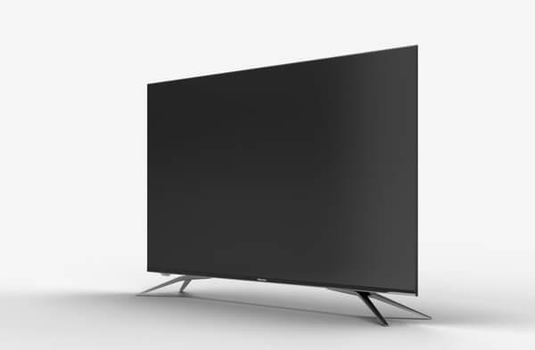 Hi Sense H9e smart tv