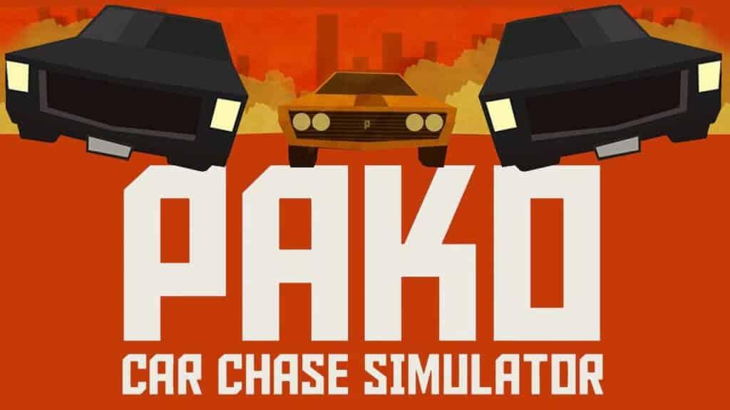 pako car chase