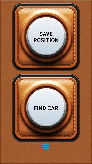 save position car find