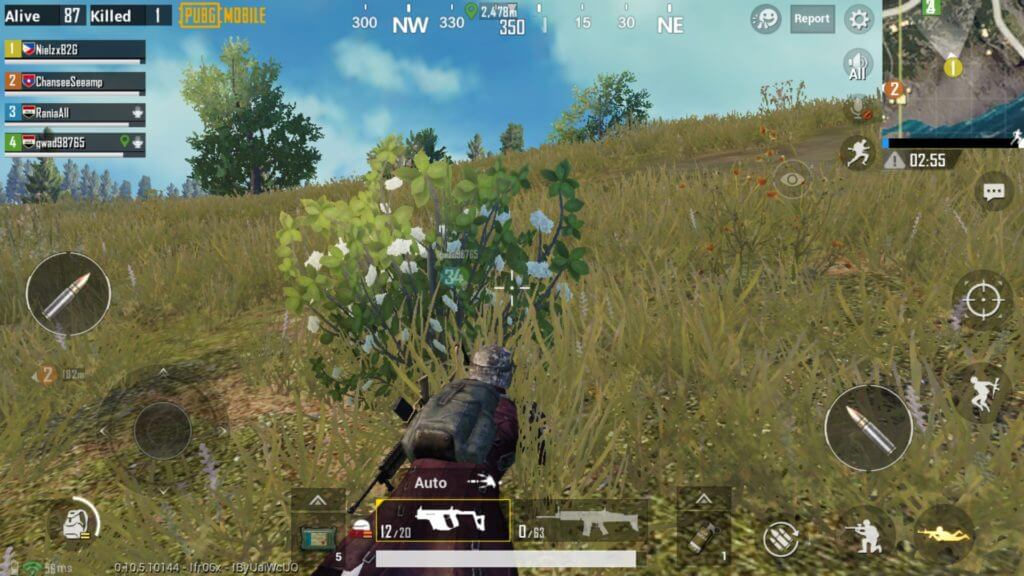 PlayerUnknown's Battlegrounds tips and tricks for Android Chicken Dinner winner