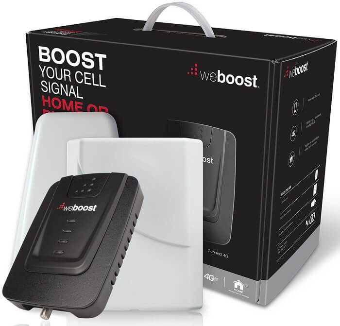 weBoost Connect Indoor Cell Phone Signal Booster for Home and Office