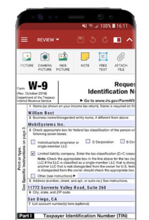 MobiSystems - Best PDF Editor for Android