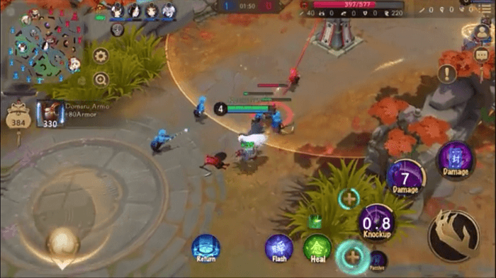 Top 5 Android MOBA Games