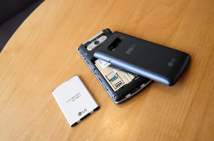 batterie défectueuse
