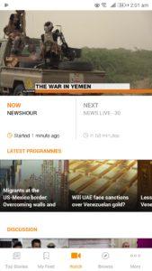 Al Jazeera English Android App
