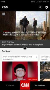 CNN Breaking US & World News App for Android