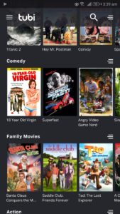 Tubi - Free Movies & TV Shows Android App