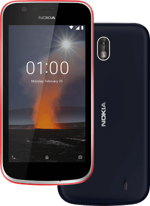 Nokia 1 Android Go Edition