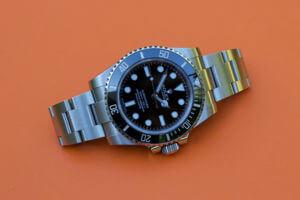 Rolex Watch Face