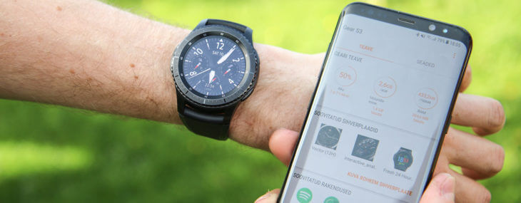 samsung gear s3 tips