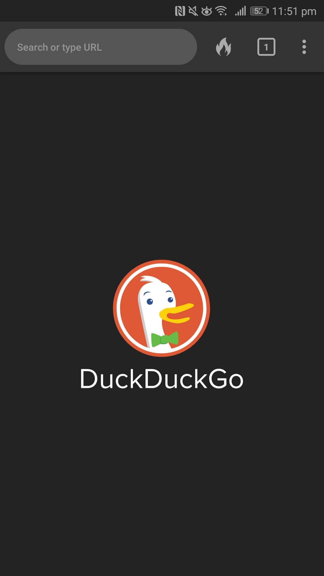 DuckDuckGo Privacy Browser DuckDuckGo
